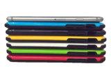 フットボールパターン柔らかいTPUパソコンのiPhone 6 (XSDD-028)のための堅いプラスチック電話箱
