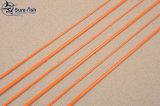 Freier Verschiffen-langsamer Abstand-knallendes rüttelndes Angelruten-Leerzeichen