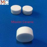 Disco di ceramica refrattario a temperatura elevata industriale dell'allumina 99.7%