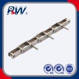 Corrente prolongada resistente ao calor do aço inoxidável do Pin