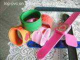 Qualitäts-Plastikgeschenk-förderndes Gummiarmband (SB-039)