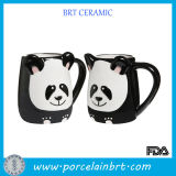 Tazza di ceramica del panda sveglio della novità