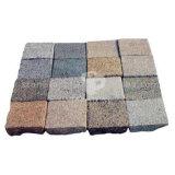 Булыжник гранита Китая серый, кубический камень, камень кубика, вымощая камень с аттестацией Ce