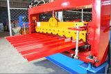 Toit en acier formant le roulis de panneau de toit de machine formant la machine