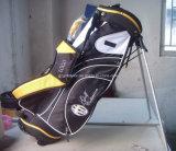 Neuer Entwurfs-schwarze stehende Golf-Beutel