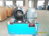 세륨 Finn 힘 신속 변경 공구 유압 호스 주름을 잡는 기계