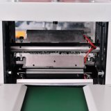 Pleine machine à emballer remplaçable de vaisselle de pellicule d'emballage de l'acier inoxydable Ss304