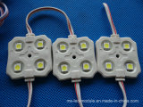 12VDC 5730 Injection LED Module met Four LEDs