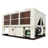 Промышленным машина охладителей воды кондиционера малошумным охлаженная воздухом с многофункциональной панелью