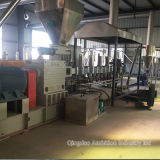 65/132 WPC Bauholz-Strangpresßling-Maschine