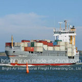 Transporte do negócio da logística de Carga Companhia de Viena/Linz, Áustria a Guangzhou, China