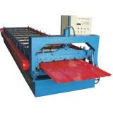 لون كسا فولاذ تسقيف يجعل آلة لففت يشكّل آلة