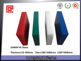 UHMW-PE Sheet con 10-200mm Thickness
