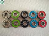 Rote schwarze Spinner-Skateboard-Peilung ABEC7 608RS Zz