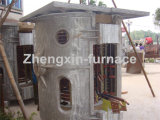 1t Induction Melting Furnace para Aluminum Scrap
