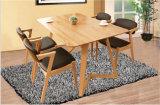 Tableau dinant en bois de meubles scandinaves