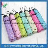 Blume Lace Boarder Sun und Rain Gift Folding Umbrella