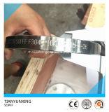 JISの標準F304パン切れFFのステンレス鋼のフランジ