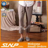 Pantaloni della tela comoda dei nuovi uomini di modo noni