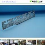 Подгонянный штемпелевать металла (нержавеющая сталь/алюминий/сталь)