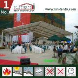 Barraca forte da decoração do frame para um evento ao ar livre de 500 povos
