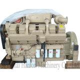 Неподдельный двигатель дизеля привода генератора Cummins Kta38-G средиземный