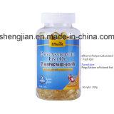 Qualität 1000mg Softgel kapselt Fisch-Öl Omega-3 ein