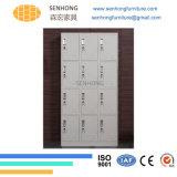 記憶の使用のためのLh51 12ドアの鋼鉄ワードローブの鋼鉄ロッカー