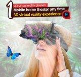 Cabezal de montaje realidad virtual en 3D gafas 3D para el Juego de la película 3,5-6,0