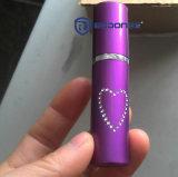 Spray au poivre personnel de trousseau de clés d'autodéfense