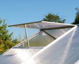 Landwirtschafts-Garten-grünes Haus-Materialien