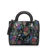 標準的な様式の女性の本革のハンド・バッグ