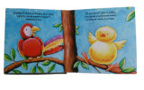 Childremのための板紙表紙の印刷の本
