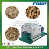 Madera de la trituradora del pedazo de madera que muele hecha a máquina en China
