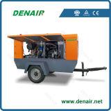 Industrieller Hochdruckmobiler/beweglicher Drehschrauben-Dieselluftverdichter