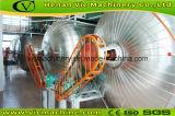 centrale de raffinage de pétrole de son de riz 30TPD (pente 1)