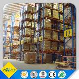 Feito na cremalheira resistente do armazenamento do armazém de China