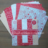 "O Natal DIY Scrapbooking 6X6 "" modelou o papel Handmade do Scrapbook do bloco de papel"