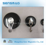 Leistungsfähiger permanenter keramischer Magnetblock, magnetische Haken