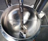 Ostruzione automatica industriale della frutta dell'acciaio inossidabile del rifornimento della fabbrica che cucina la macchina del miscelatore