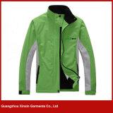 2017년 공장 도매 새로운 폴리에스테 좋은 품질 재킷 외투 (J146)