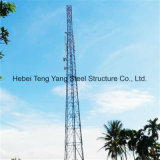 Torretta tubolare d'acciaio di telecomunicazione del Palo
