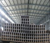 Quadratisches Stahlgefäß/Vor-Galvanisiertes quadratisches Rohr für Gebäude