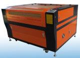 Máquina de grabado de mármol de cristal de madera del laser Flc1290