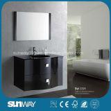 Новый шкаф ванной комнаты MDF Moden с раковиной (SW-1319)