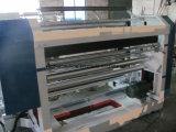 El rebobinar plástico de la película de Lfq-a y máquina que raja