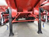 3 as 38cbm de Semi Aanhangwagen van de Vrachtwagen van de Tanker van Transportor van de Materialen van het BulkPoeder