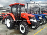 セリウムおよびEPA 95HP Hot Saleの4WD Farm Tractor