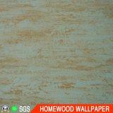 Papel de pared en relieve de PVC para decoración casera