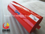 SPD Steel Roller per Belt Conveyor, Carry Roller